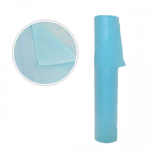 Сини непромокаеми чаршафи - 58 см - модел SB125