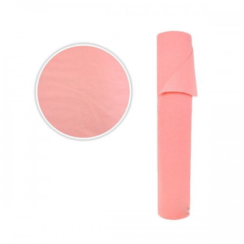 Розови двупластови хартиени чаршафи- 58 см- P 115
