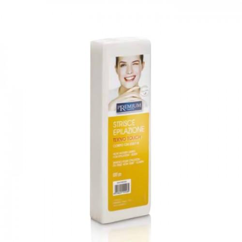 Xanitalia Premium Yellow нарязани ленти за епилация с кола маска х 100 броя