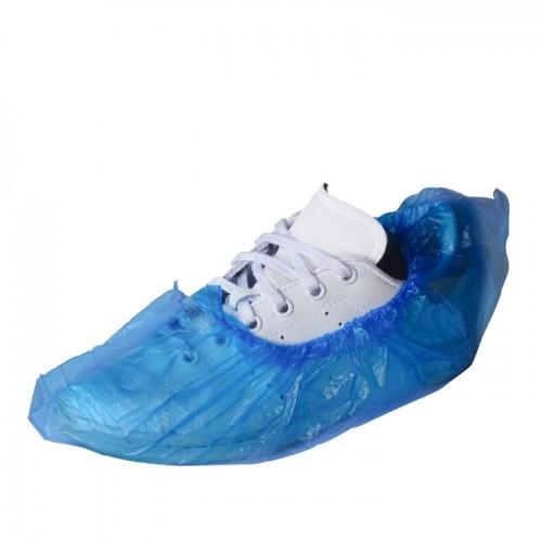 Еднократни калцуни в син цвят B102