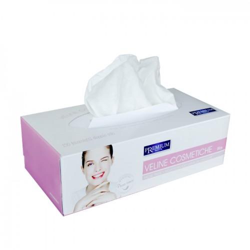 Целулозни кърпички за лице и тяло Premium Textile