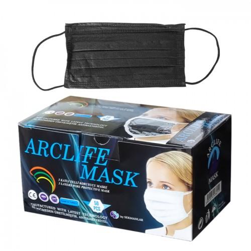 Медицински маски за еднократна употреба Arclife mask, TNT - 50 бр