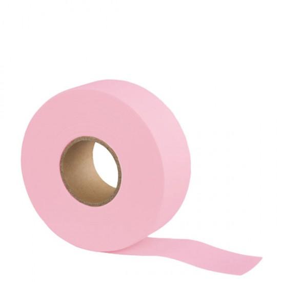 Цветна перфорирана лента – ролка 70 метра – розов цвят