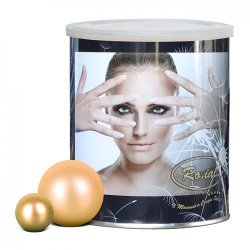 Кола маска кутия - Златна перла 800 грама, Ro.ial