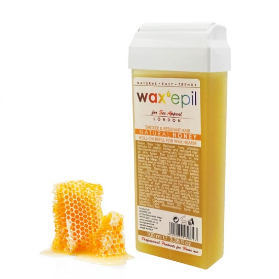 Кола маска ролон WaxEpil - Мед