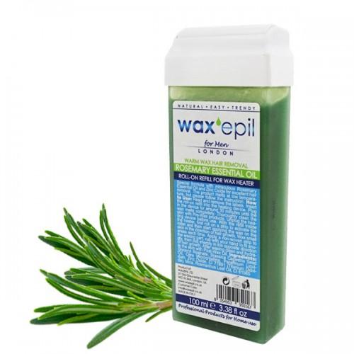 Кола маска ролон WaxEpil за мъже – Розмарин