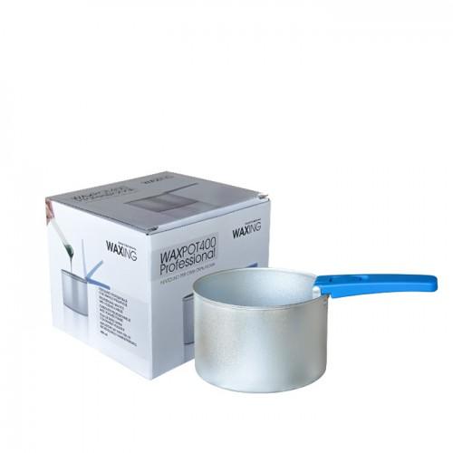 Контейнер с подвижна дръжка за разтапяне на перли и дискове WAXPOT400